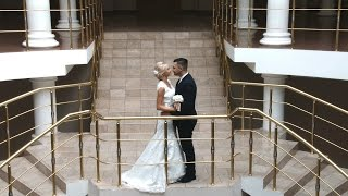 Маша и Олег (за пару дней до свадьбы:))