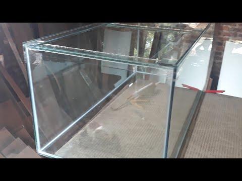 Making Aquariums Full Size 130x60x50 Glass Of 10 Million
