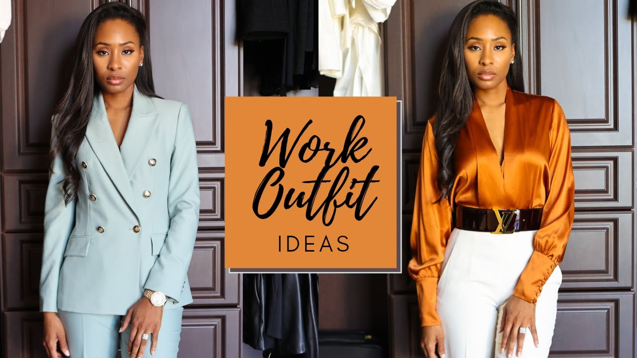 Work Outfits to Wear to the Office 2021