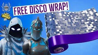 Place Devices on a Creative Island! FREE DISCO WRAP! DAY 13 REWARD! 14 DAYS OF FORTNITE CHALLENGES!