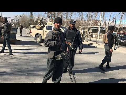 Dozens killed as explosion hits Kabul offices of Afghan Voice news agency