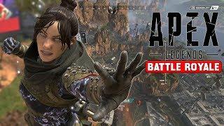 Mencoba Battle Royale Baru - Apex Legends (PC)