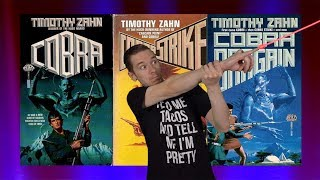 Cobra by Timothy Zahn, a book review by Dominic Noble