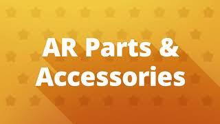 AR Parts & Accessories At Delta Team Tactical