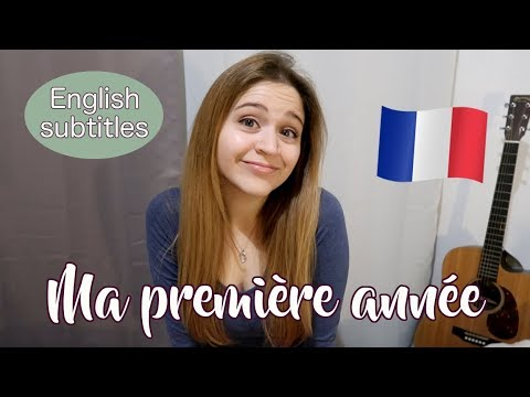 UNE ANNÉE EN FRANCE | One Year in France (English subtitles)