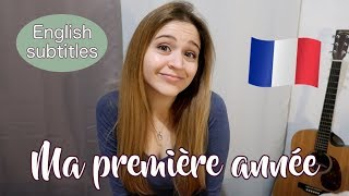 UNE ANNÉE EN FRANCE | One Year in France (English subtitles) thumbnail