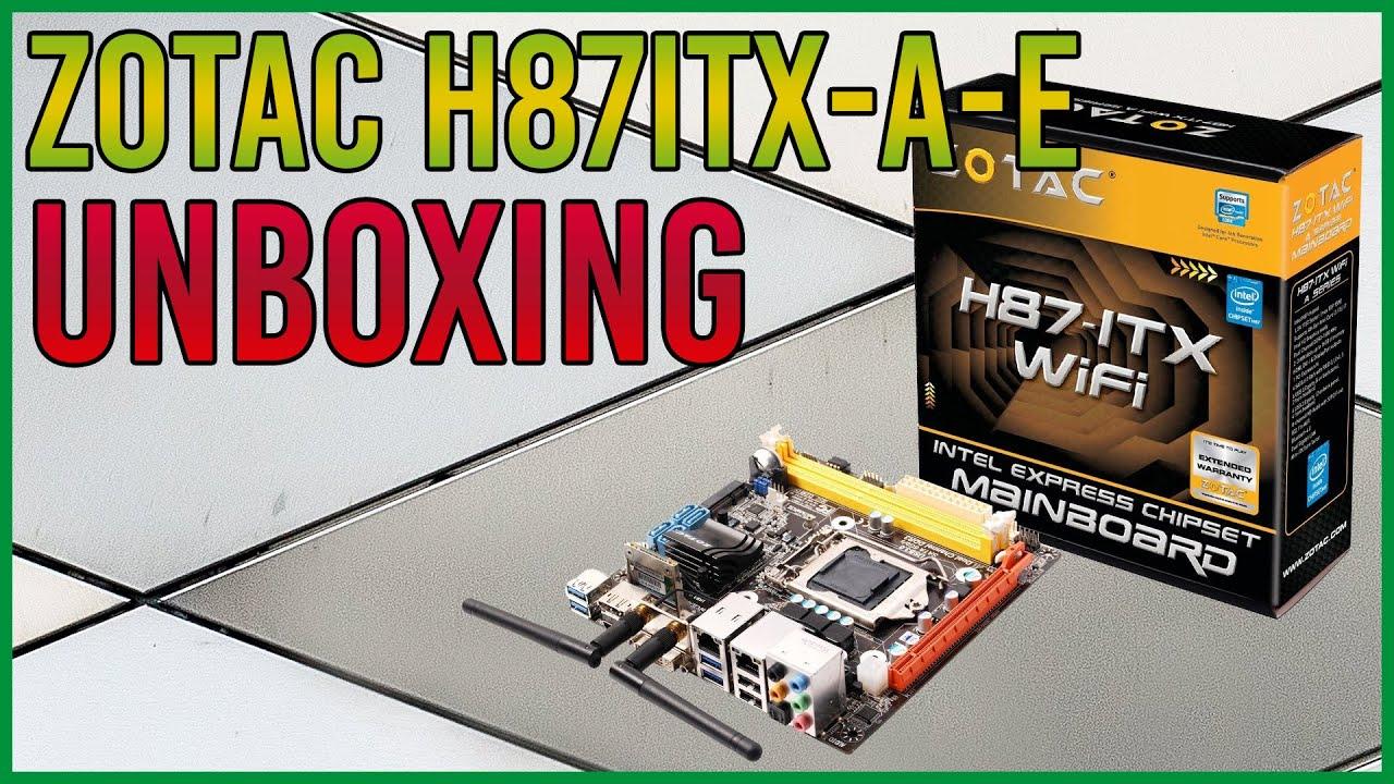 Zotac H87ITX-A-E Driver