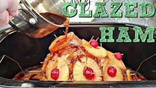 Glazed Ham Recipe   Baked Ham Recipe   Holiday Ham Recipe