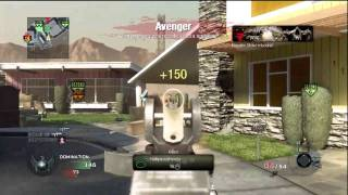 Call of Duty Black Ops Domination Nuketown 116-6 (Famas Dual Mags)