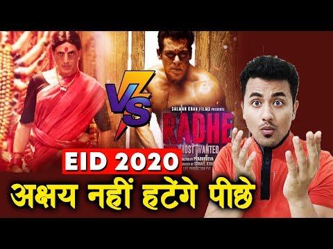 EID 2020 में Radhe VS Laxmmi Bomb Clash FINAL | Akshay Kumar नहीं हटेंगे पीछे | Salman से भिड़ेंगे Mp3