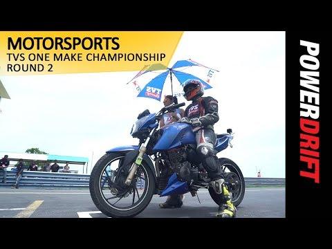 TVS One Make Championship Round 2 : Motorsports : PowerDrift
