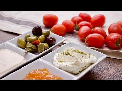 Israeli Breakfast For Two