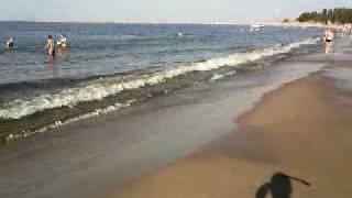 stogi, górki zachodnie, plaża
