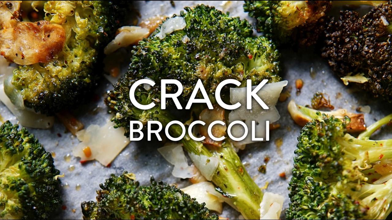 Crack Broccoli - The Best Broccoli You'll Ever Eat — Broke