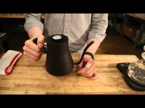 Fellow Stagg Pourover Kettle Overview