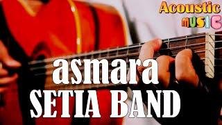 Asmara - Setia Band (Acoustic Karaoke) Aluna Version