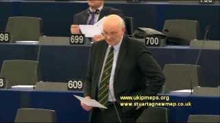 Leave Gibraltar Alone! - @UKIP MEP Stuart Agnew