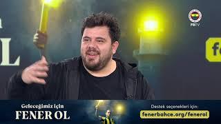 Eser Yenenler ve Oğuzhan Koç'un #FENEROL Kampanyasıyla İlgili Konuşması