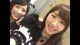 もふもふ #まゆゆきりん #GreenFlash Kashiwagi Yuki - Yukirin featuri...