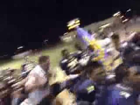 Moreno Valley celebrates after beating Patriot