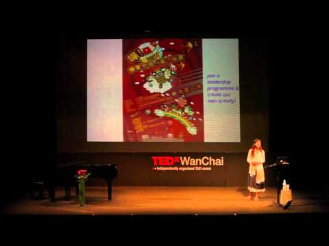 A Hong Kong girls perspective... Carrie Tang at TEDxWanChai