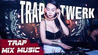 Trap & Twerk Music Mix 2017 - Bass Boosted Best Trap & Bass Music Remixes 2017