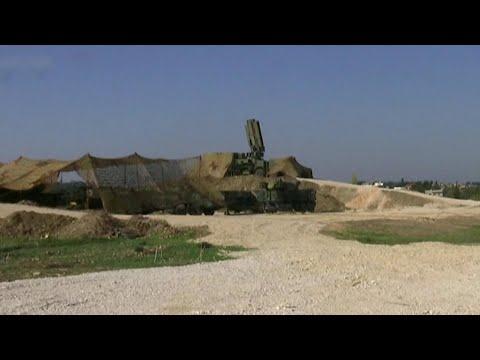 """Российские военные в Сирии отразили две атаки беспилотников на авиабазу """"Хмеймим""""."""