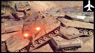 Germans at Top Tier | War Thunder