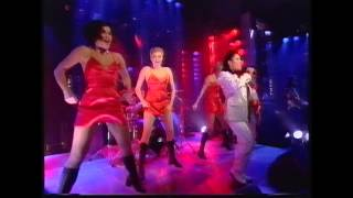 Alex Party   Dont Give me Your Life   Live TOTP 1995