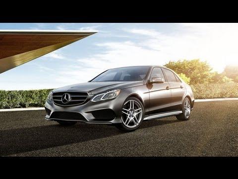 2014 Mercedes-Benz E-Class (E350) Start Up and Review 3.5 L V6