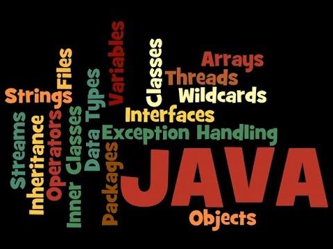Java basic introduction characteristics and history
