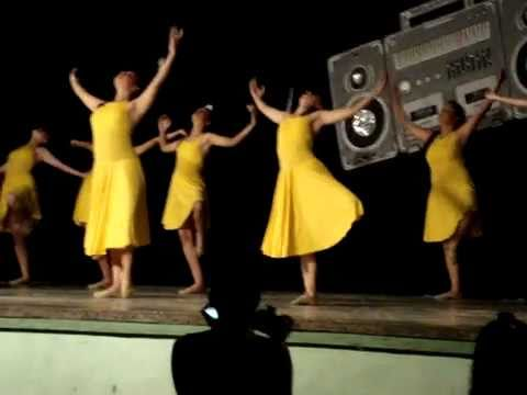 Oficina Municipal de Artes Boituva - Ballet Moderno