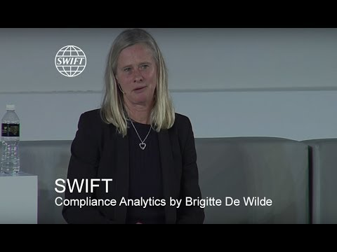 Empower your teams with insights from Compliance Analytics by Brigitte De Wilde