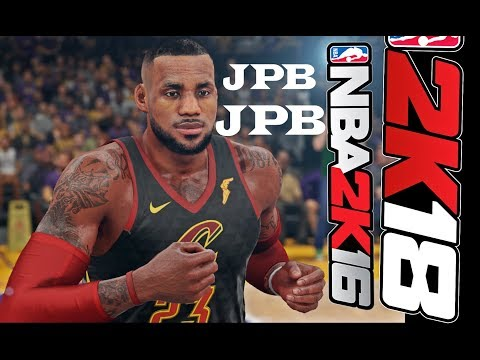 "NBA 2K18|NBA 2K16 - ""Playback Replays"""