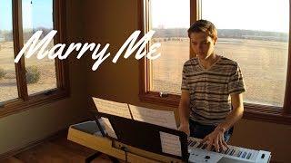Marry Me - Thomas Rhett Instrumental Piano Cover by Jacob Edelman