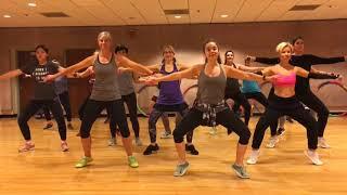 BLOW THAT SMOKE Major Lazer - Ballet Arms Dance Fitness Workout Valeo Club