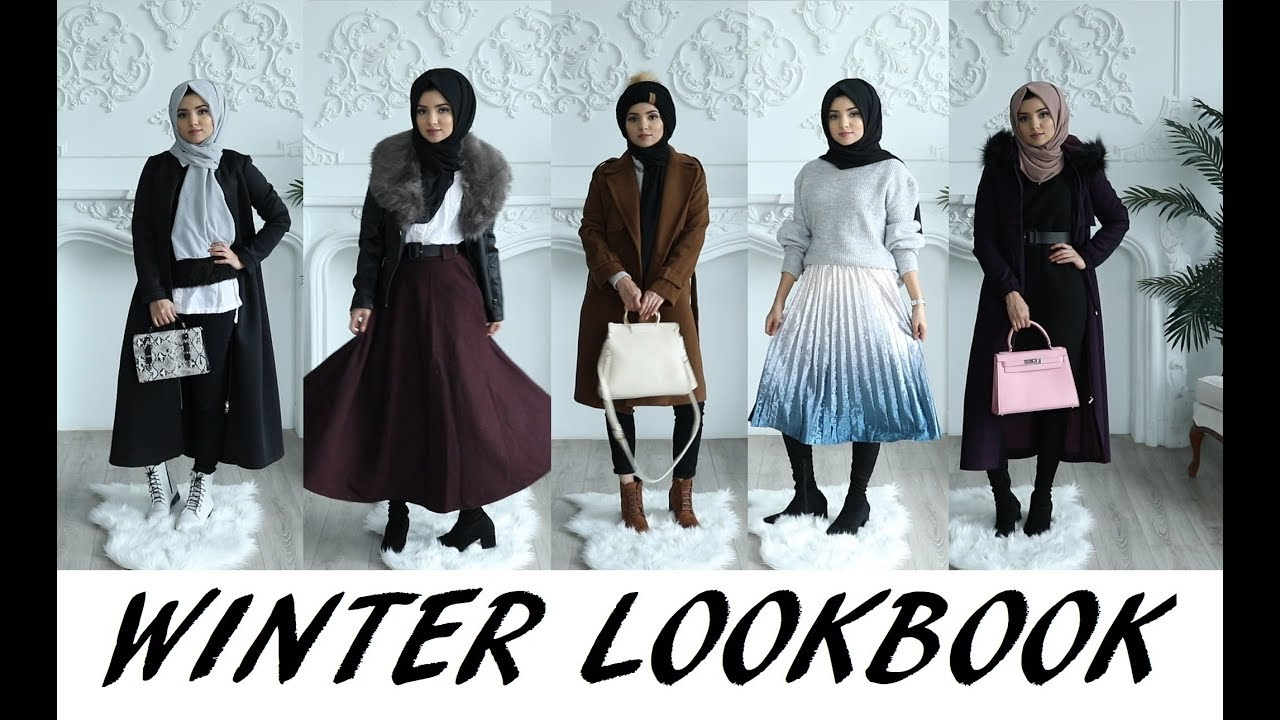 WINTER LOOKBOOK 2019  | WINTER OUTFIT IDEAS