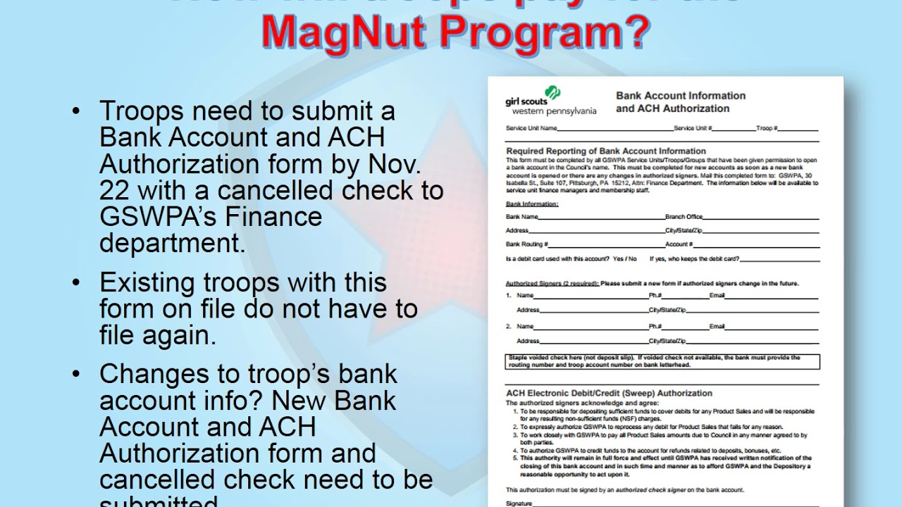 Troop magnut manager financial responsibilities youtube troop magnut manager financial responsibilities girl scouts western pennsylvania publicscrutiny Image collections