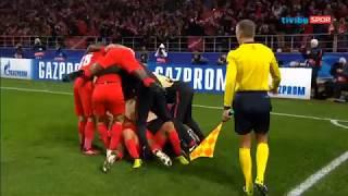UEFA Şampiyonlar Ligi Gecenin Golleri - 17 Ekim 2017