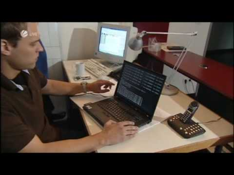 AKTE09 - SAT1 - Security Issues DECT Phones