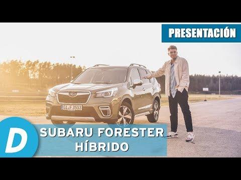 Subaru Forester híbrido 2019 | Primera prueba | Review en español | Diariomotor