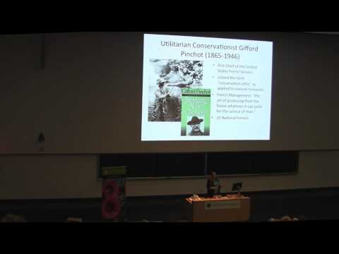 Nancy Turner: Nature And Culture - Peter Wharton Lecture - UBC Botanical Garden
