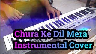 Chura Ke Dil Mera - Main Khiladi Tu Anari | Instrumental Cover