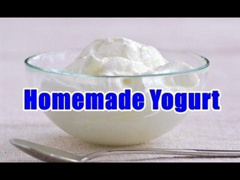 How To Make Yogurt At Home - 2 Ways
