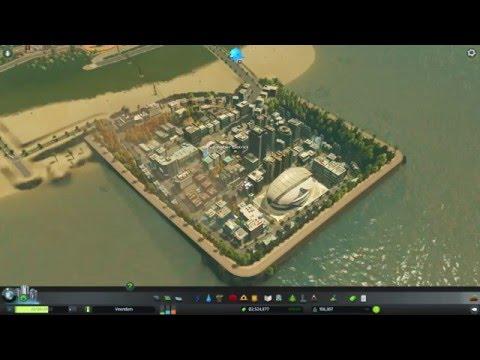 Cities: Skylines Polder District Dutch Style