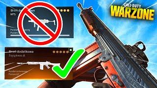 ULEPSZYŁEM FALA... NAJLEPSZA BROŃ W GRZE! 🤯  (Call of Duty: Warzone)