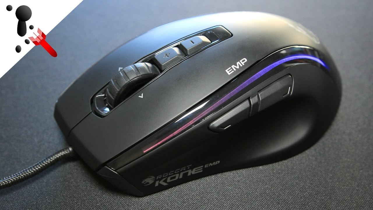 ROCCAT Kone Mouse Drivers for Windows Download