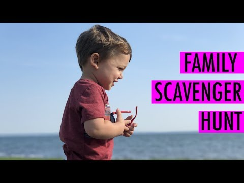 How to possess a Family Scavenger Search