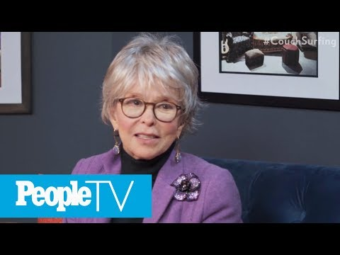 Rita Moreno Will Never Forgive Herself For Oscar Acceptance Speech | PeopleTV | Entertainment Weekly
