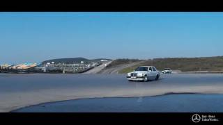 Mercedes 190D 2.5 Turbo Drift Antremanı günü (Bad-Benz)